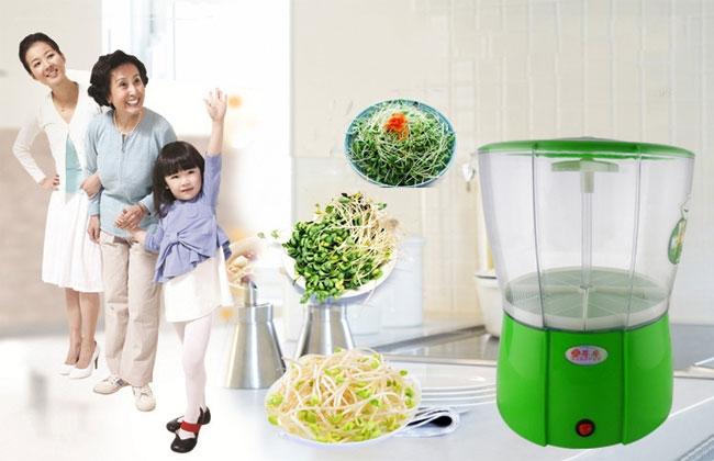 Máy trồng rau mầm đa năng Green Life.