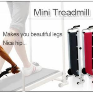 Máy chạy bộ Mini Folding Fitness Walking Machine