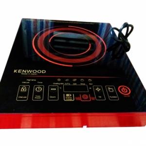 Bếp hồng ngoại KenWood 2 vòng tròn nhiệt