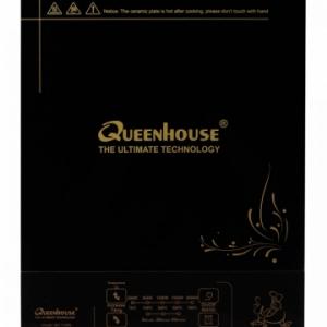 Bếp hồng ngoại Queen House QH - 1122 cao cấp đun được tất cả loại nồi