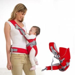 Địu em bé Baby Carrier 6 tư thế cao cấp.