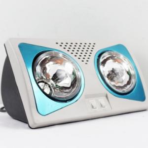 Đèn sưởi nhà tắm 2 bóng ELKS-TB5000 cho mùa đông ấm áp