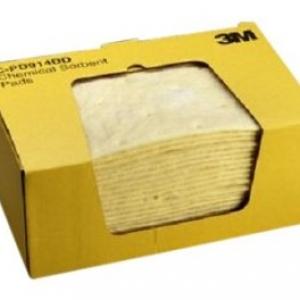 Vật liệu thấm hóa chất 3M™ Chemical Sorbent Pad C-PD914DD