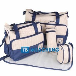 Bộ túi cao cấp 5 trong 1 cho mẹ & bé.