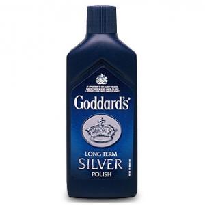 Goddards Silver Polish 125ml - Làm trắng đồ trang sức vàng, bạc, inox...