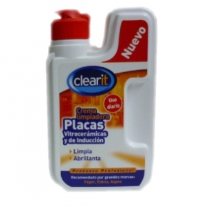 Kem tẩy rửa vệ sinh mặt kính Ceramic ( Clearit ) 125 ml. Cho bếp điện, bếp từ và bếp hồng ngoại