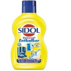 Nước khử cặn vôi đồ inox hiệu SIDOL – chai 500ml
