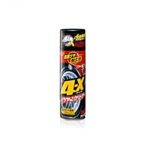 Tẩy vết bẩn và tạo độ bóng vỏ xe 4-X Tire Cleaner Soft 99