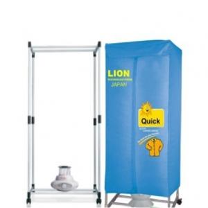 Tủ sấy quần áo LION Nhật bản