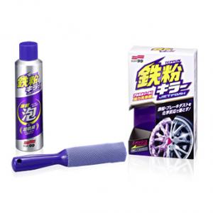 Bộ vệ sinh phanh xe Jet Foam Brake Dust Remover Soft 99