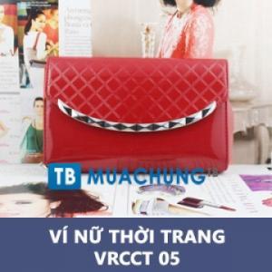 Ví nữ cầm tay, đeo vai thời trang cao cấp VRCCT - 05