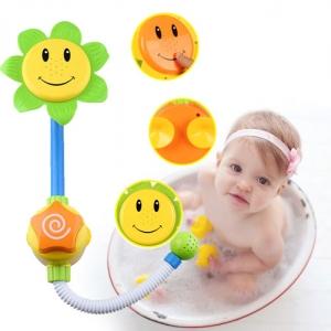 Vòi tắm hình hoa hướng dương cho bé