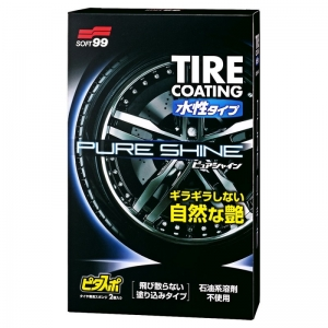 Dưỡng bóng lốp xe Water - Based Tire Coating