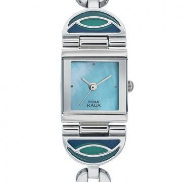 Đồng hồ thời tran nữ cao cấp Titan 2500SM01