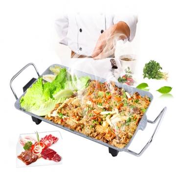 Bếp nướng điện không khói Samsung vân đá