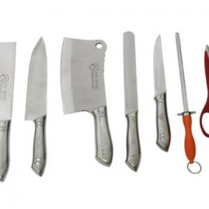 Bộ dao 7 món Kiwi  + Hộp đựng dao