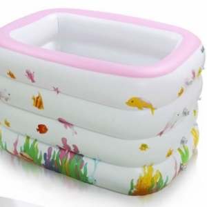 Bể bơi trẻ em mini