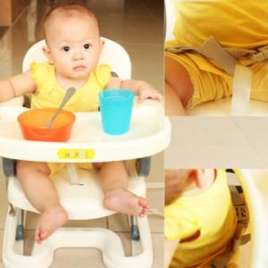 Ghế ngồi ăn Baby Dining Chair tạo thói quen ăn uống nề nếp ngay từ nhỏ cho bé