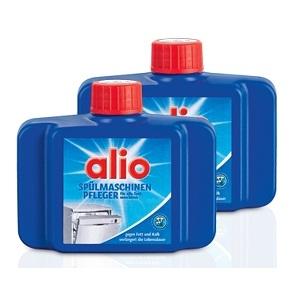 Dung dịch vệ sinh bảo trì máy rửa chén bát Alio