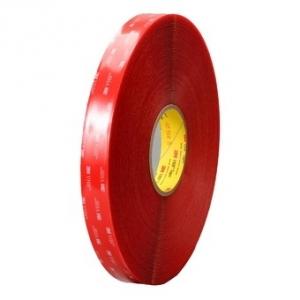 Băng keo 2 mặt trong suốt 3M™ VHB™ Tape 4910 Độ dày 10mmx33m