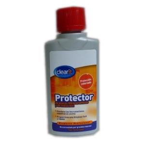 Chất bảo vệ mặt kính bếp nhãn hiệu Clearit- PROTECTOR - 50ml bảo vệ mặt kính bếp từ, bếp điện