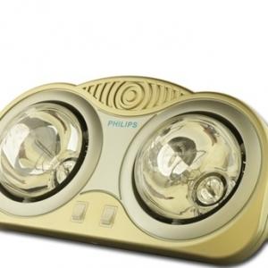 Đèn sưởi Philips gold 2015 sang trọng