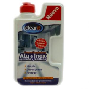 Kem tẩy rửa Inox và Nhôm Clearit 250ml