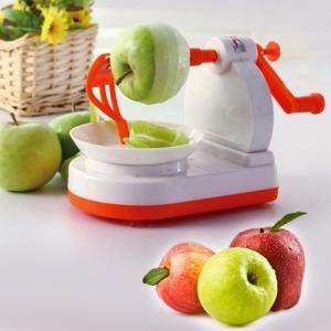 Máy gọt hoa quả + 1 dao bổ táo siêu tiện lợi và đa năng