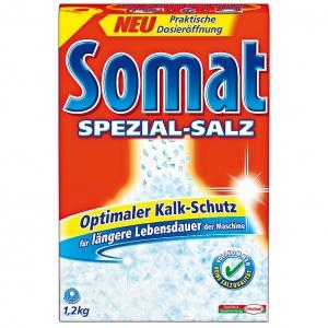 MUỐI RỬA BÁT SOMAT 1 Hộp 1,2 Kg ( Hàng nhập khẩu nguyên hộp từ Đức )