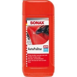Sonax - 300100 - Đánh bóng sơn mờ/xước của xe