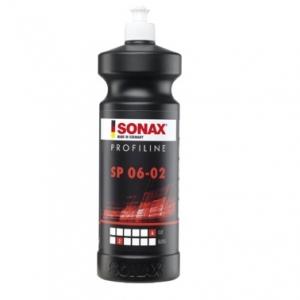 Đánh bóng sơn xe bước 1 Sonax 320 300