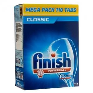 Viên rửa bát, chén FINISH POWERBALL CLASSIC loại 110 viên Xuất xứ CHLB ĐỨC