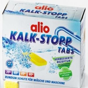 Tẩy lồng giặt Alio Kalk stopp tabs hộp 51 viên Xuất xứ Đức
