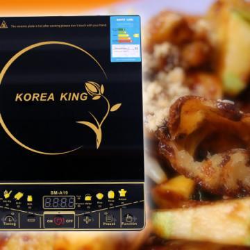 Bếp từ Korean King hàn quốc