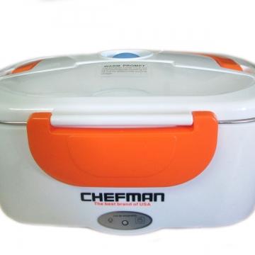 Hộp đựng cơm CHEFMAN từ Mỹ (Ruột inox an toàn tuyệt đối)