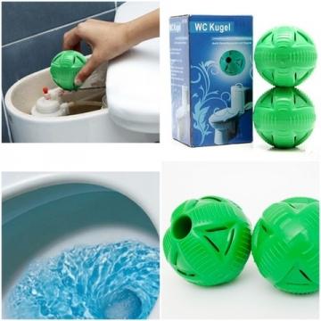 Combo 2 quả bóng tẩy toilet